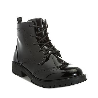 Womens Vero Moda Gloria Elise Boots In Black