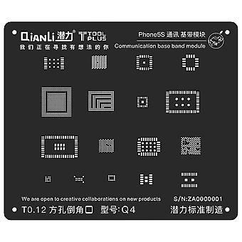 QianLi BGA Stencil Template - Communication Base Band Module - iPhone 5S - Q4