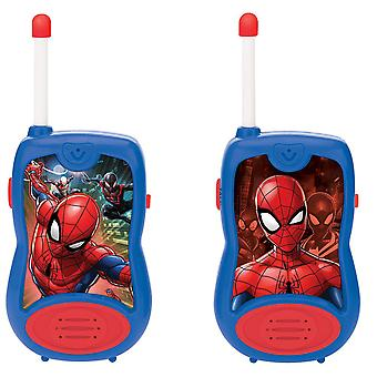 Lexibook Spiderman Walkie-Talkies blau/rot (Modell-Nr. TW12SP)