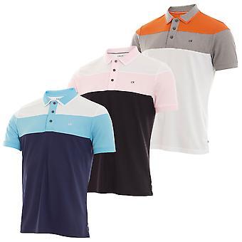 Calvin Klein Mens 2019 Arinox Polo Shirt