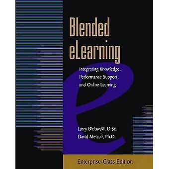 Blended E-learning by Larry Bielawski - 9780874258608 Book