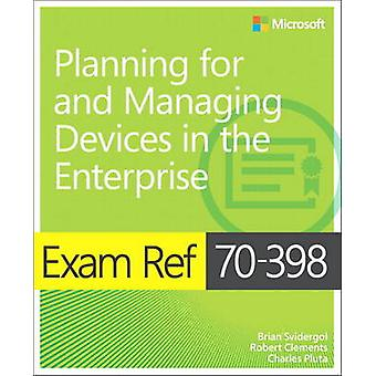 Exam Ref 70-398 Planning for and Managing Devices in the Enterprise b