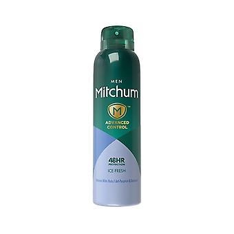 Mitchum Men Ice Fresh 48hr Anti-Perspirant