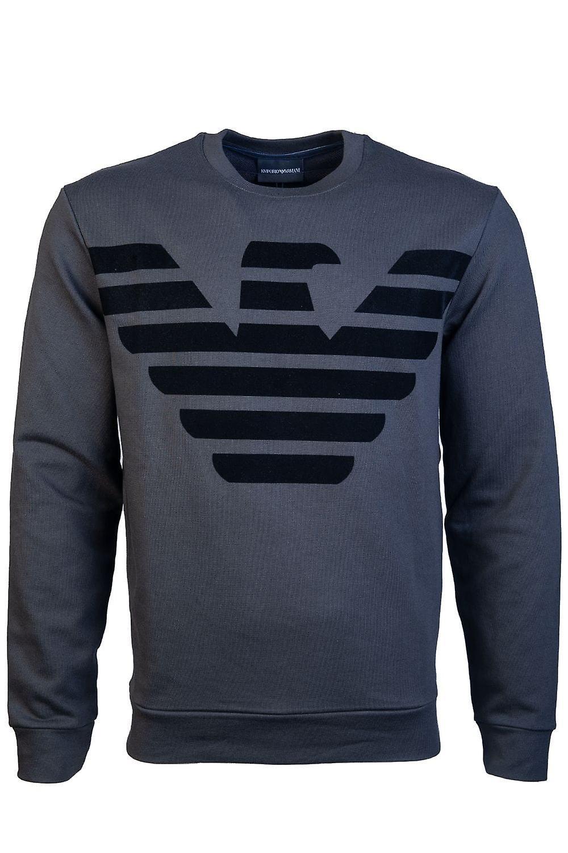 Emporio Armani Round Neck Sweatshirt 3G1M67 1J07Z