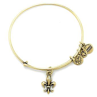 Alex and Ani French Royalty Gold Bangle A09EB136RG