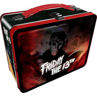 Lunch Box - Friday The 13th - Gen 2 Metal Tin Case New Licensed 48149