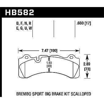 Hawk Performance HB582F. 660 HPS