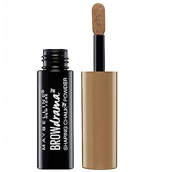 Maybelline Brow Drama Shaping Chalk Poudre