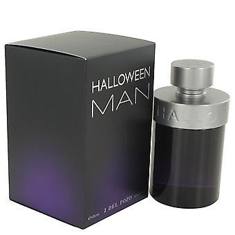 Halloween man eau de toilette spray by jesus del pozo   499630 125 ml