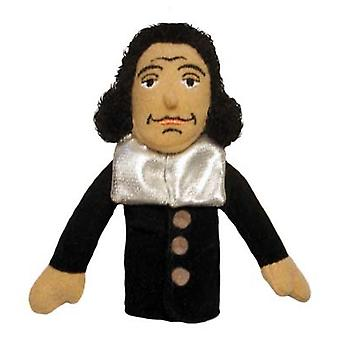Finger Puppet - UPG - Spinoza Soft Doll Toys Gifts Licensed New 0515