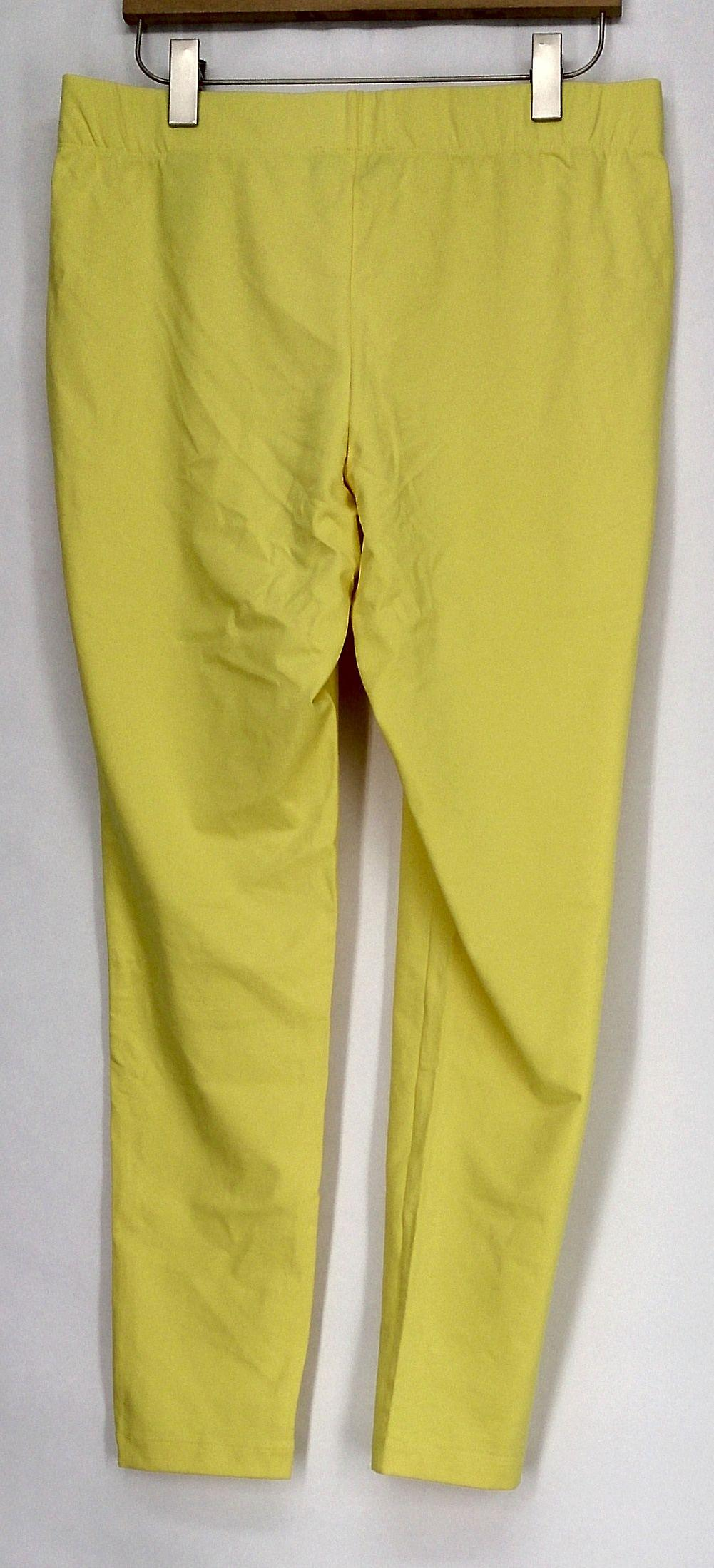 Options amincissante pour Kate et Mallory Leggings Shaping Cropped Yellow A408576 bfS0yt