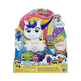Jeu-Doh Sweet Swirls Unicorn Set