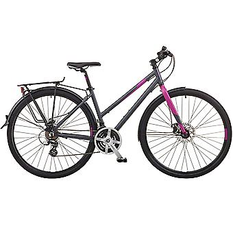 Viking Urban-X damer 700C 21sp aluminium hybrid Trekking cykel