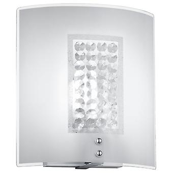 Wellindal Aplique Cormint 1xE14 max 40w (Lighting , Interior Lighting , Wall lamps)