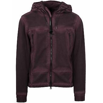 C.P. Company Purple Soft Shell Goggle Jacket