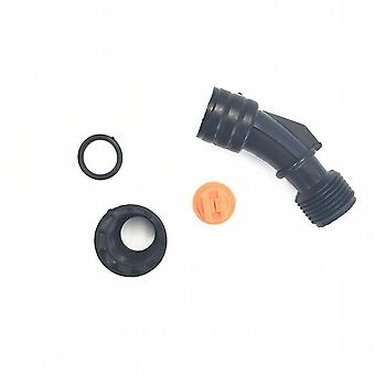 Weed Pressure Sprayer Flat Fan Tip Nozzle Head