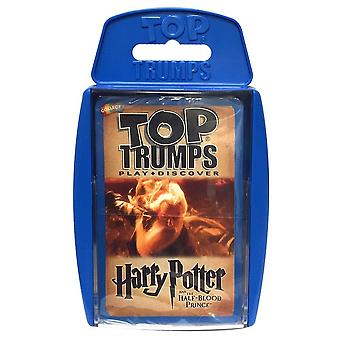 Top Trumps Harry Potter und der Halbblutprinz
