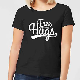 Free Hugs Women's T-Shirt - Black