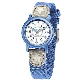JACQUES FAREL Eco Kids Wristwatch Analog Quartz Girl ORG 01STA Stars