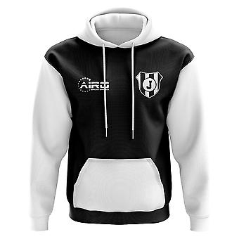 Juventus Concept Club Football Hoody (Noir)