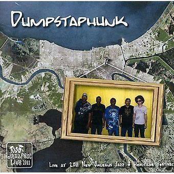Ivan Dumpstaphunk Neville's - Live at Jazz Fest 2011 [CD] USA import