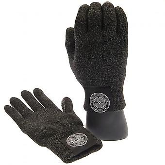 Celtic FC Unisex Kids Luxury Touchscreen Gloves