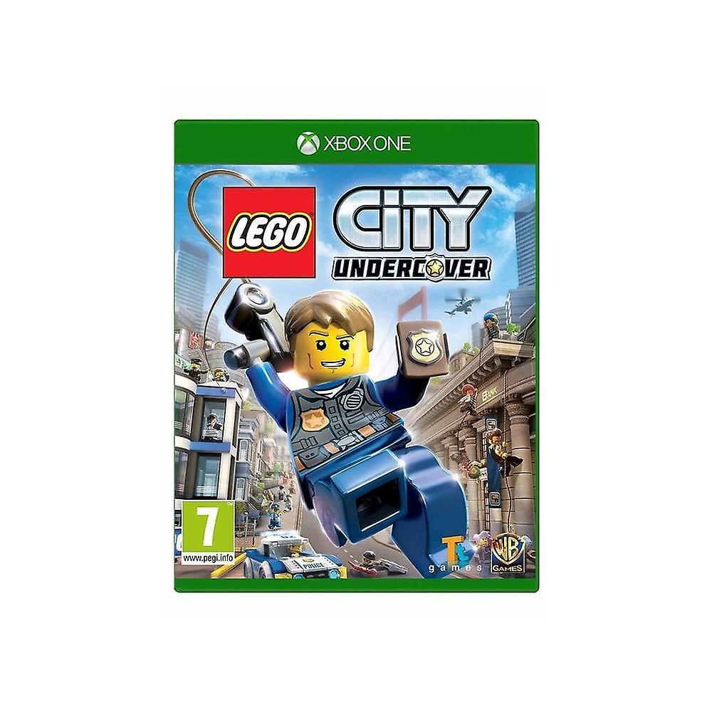 LEGO Games LEGO City Undercover Xbox One