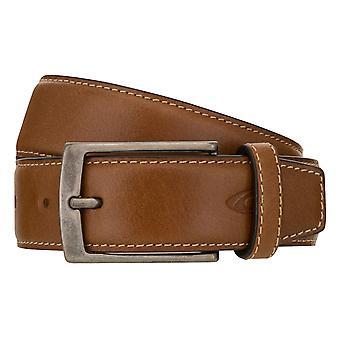 ceinture active de chameau ceinture homme ceinture en cuir Camel 8388
