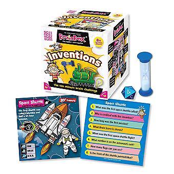 BrainBox Inventions (55 Cards)