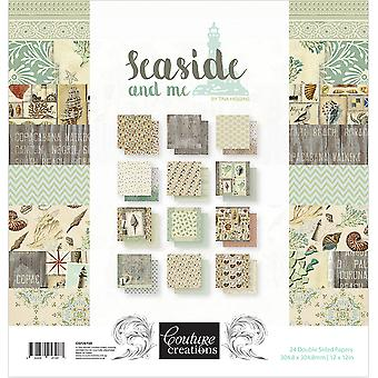 Couture Creations Double-Sided Paper Pad 12