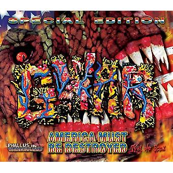 Gwar - America Must Be Destroyed (Reissue) [CD] USA import