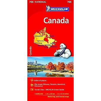 Canada  Michelin National Map 766