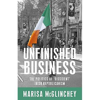 Unfinished Business by Marisa McGlinchey