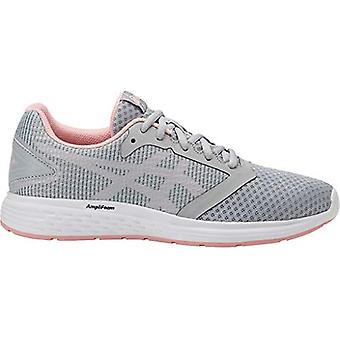 Asics Womens Patriot 10 Low Top Lace Up Running Sneaker