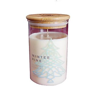 The Celtic Collection Scented Candle Range Winter Pine 345g