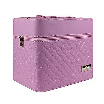 Make-up bag with Mirror - Pink