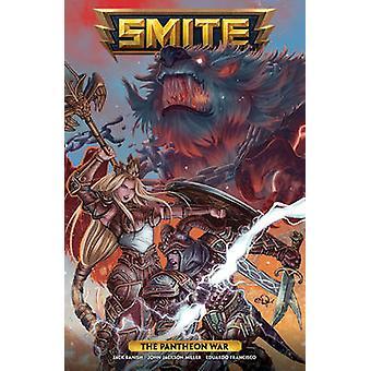 Smite The Pantheon War by Jack Banish