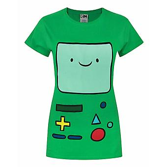 Adventure Time BMO Damska&s T-Shirt