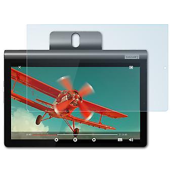 atFoliX sklo chránič kompatibilné s Lenovo YOGA Smart Tab 10 9H hybridné sklo