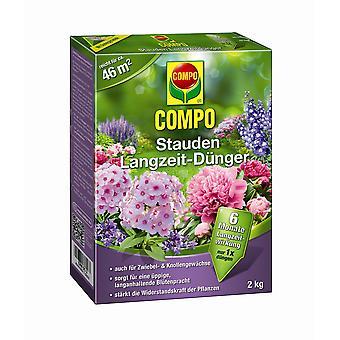 COMPO perennials long-term fertilizer, 2 kg