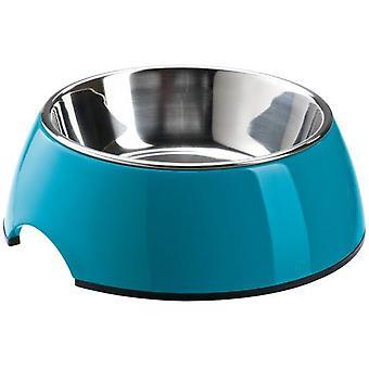 Hunter Melamiini ruokinta Bowl [uni] sininen (koirat, kulhot, syöttölaitteet & Vesijakelimet)
