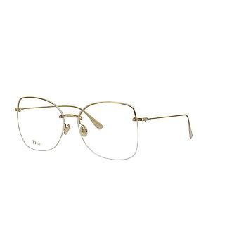 Dior StellaireO10 J5G Gold Glasses