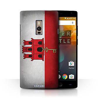 STUFF4 Case/Cover for OnePlus 2/Two/Gibraltar/Gibraltarian/Flags