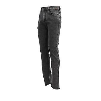 Corneliani 854jk70120164015 Men's Black Cotton Jeans