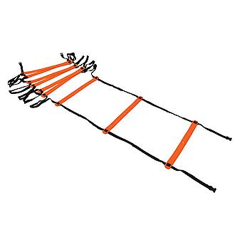 Precision Neo 4 Metre Sports Football Rugby Training Agility Speed Ladder