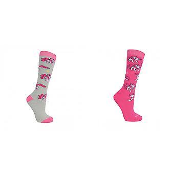 SockMine Girls My Little Pony Socks (Pack of 3)