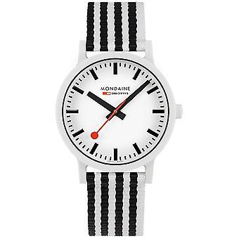 Mondaine MS1.41110.LA Essence Heren Horloge