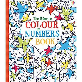 Colour by Numbers Book by Fiona Watt - Erica Harrison - 9781409536451