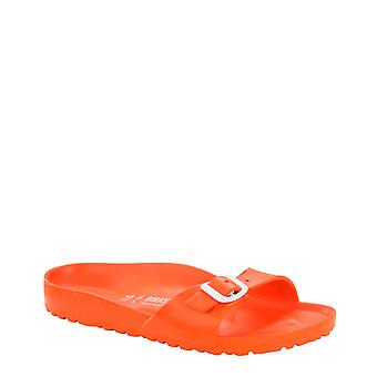Birkenstock Original Women Spring/Summer Flip Flops - Orange Color 32029