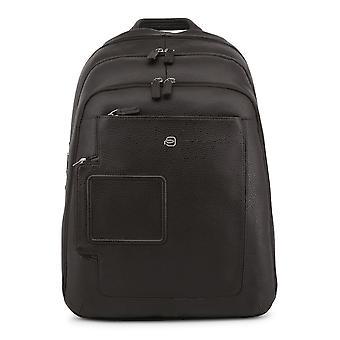 Piquadro Original Men All Year Backpack/Rucksack - Brown Color 32328